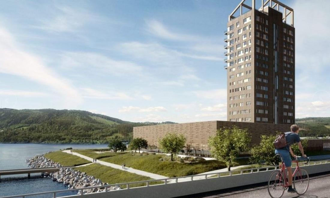New York Design Awards 2018 : premiato d'oro il Mjøstårnet in Norvegia