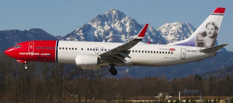 Norwegian Air Shuttle: Il primo volo a basso costo Roma-New York