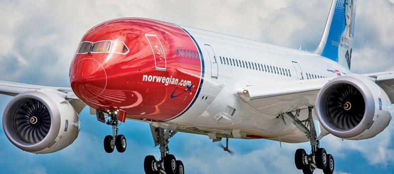 "Ascesa della ""Norwegian"""
