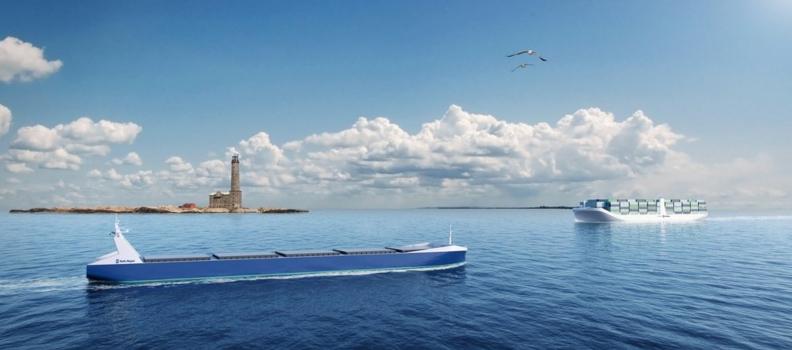Navi drone : la scommessa norvegese