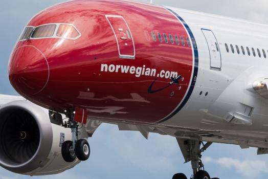 (Italiano) La Norwegian segnala una crescita del 13% dei passeggeri a gennaio