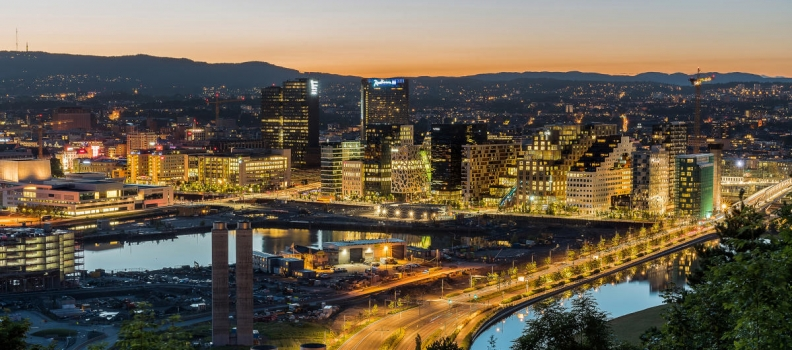 Norvegia: Oslo è la seconda città più sana del mondo