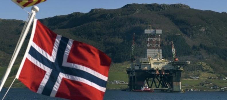 Norvegia: vendite totali dei prodotti petroliferi in aumento