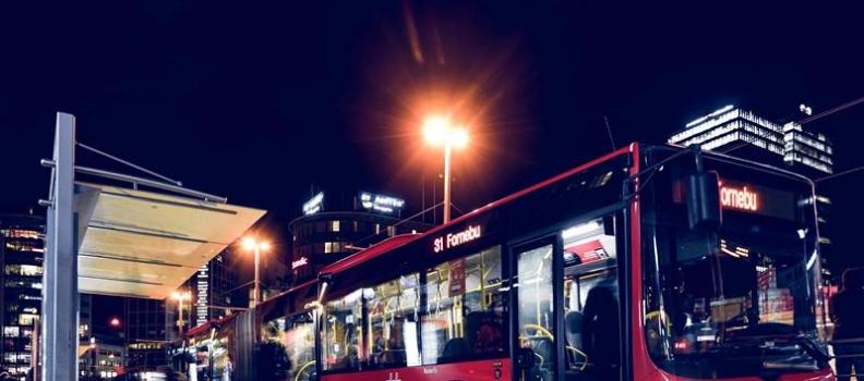 NORVEGIA: nuovo record per i trasporti pubblici