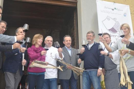 (Italiano) Ad Agliano Terme lo skrei delle Lofoten incontra la Barbera d'Asti