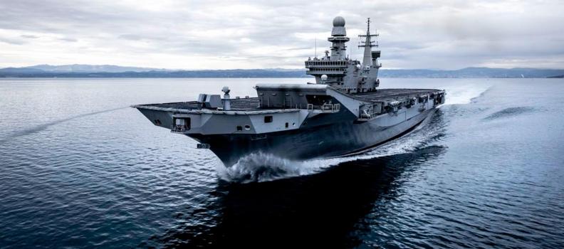 Norvegia: forte aumento del traffico navale