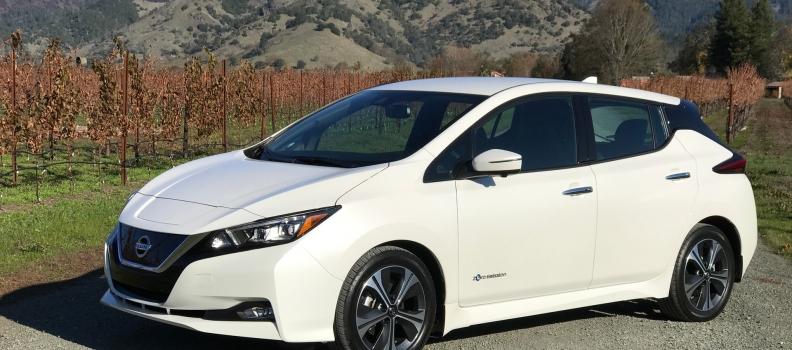 (Italiano) Auto elettriche: la Nissan Leaf è la più venduta in Norvegia e in Italia