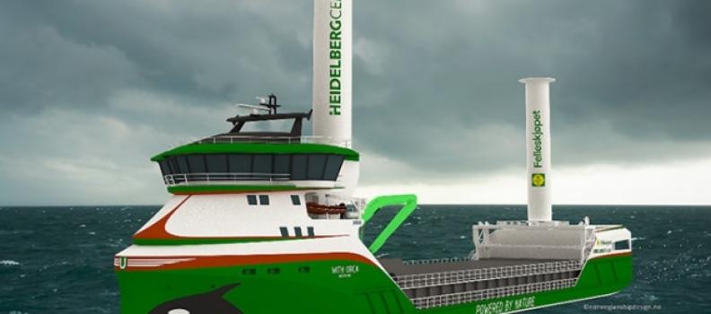 Norvegia: progetti per la prima nave a zero emissioni