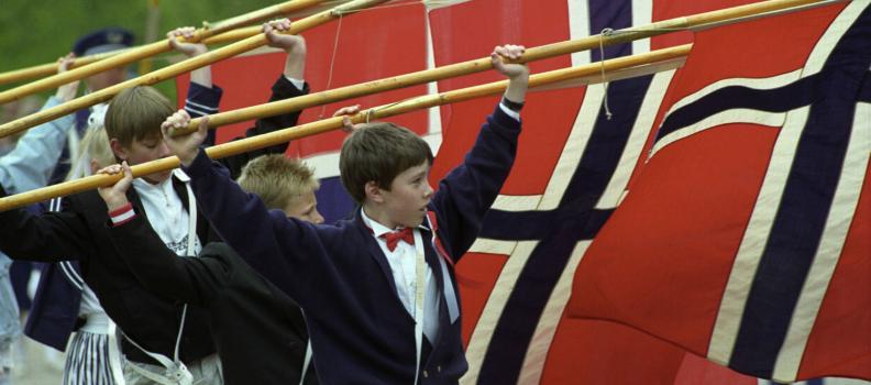 Un mese dal 17 maggio: giorno dell'indipendenza per i norvegesi