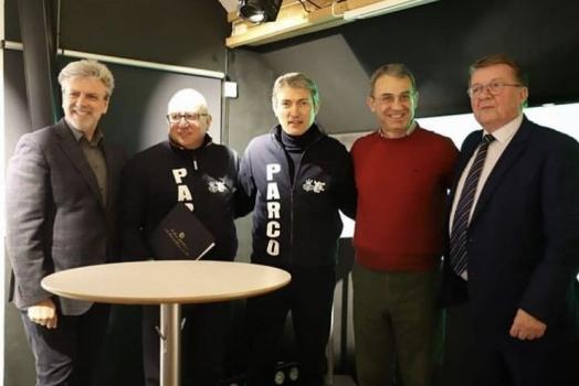 Accordo di collaborazione tra il parco del Cilento e quello di Ytre Hvaler
