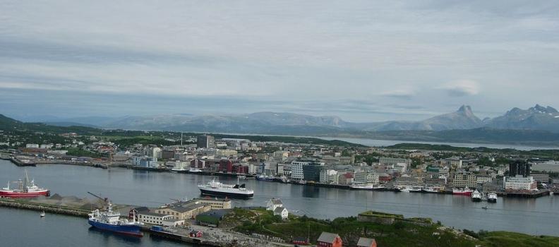 Norvegia: sta per partire a Bodø la costruzione di un nuovo aeroporto e della smart city