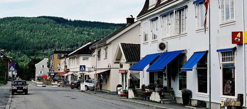 Norvegia: la rinascita di Jevnaker