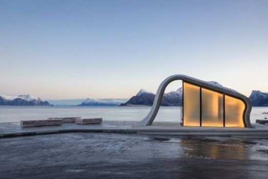 Norvegia: L'area di sosta più bella del mondo
