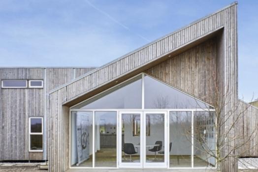 La prima casa biologica al mondo è Norvegese