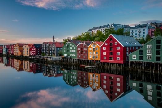 Norvegia: la città di Trondheim ospita la Nordic Countries 2020 Star Revelation