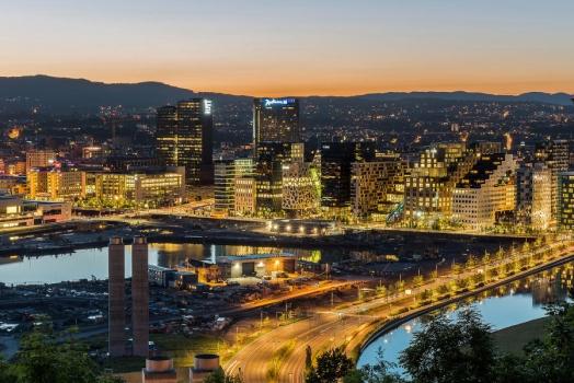 Oslo capitale dell'architettura 2019