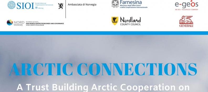 (Italiano) Norvegia-Italia: Arctic Connections – SIOI Roma, 1 ottobre 2019