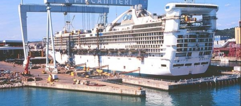 Fincantieri riceve ordini da Norwegian cruise line