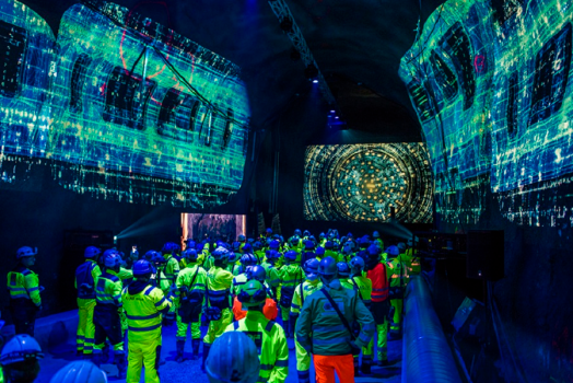 (Italiano) FOLLO LINE: il tunnel ferroviario più lungo della Norvegia