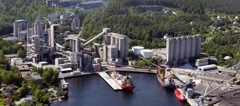 Norvegia: via libera per la realizzazione del primo impianto Ccs in un cementificio.
