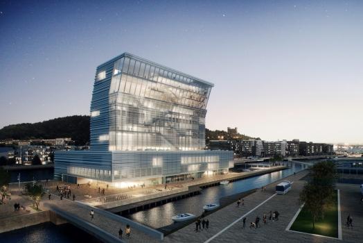 Il nuovo Museo Munch aOslo