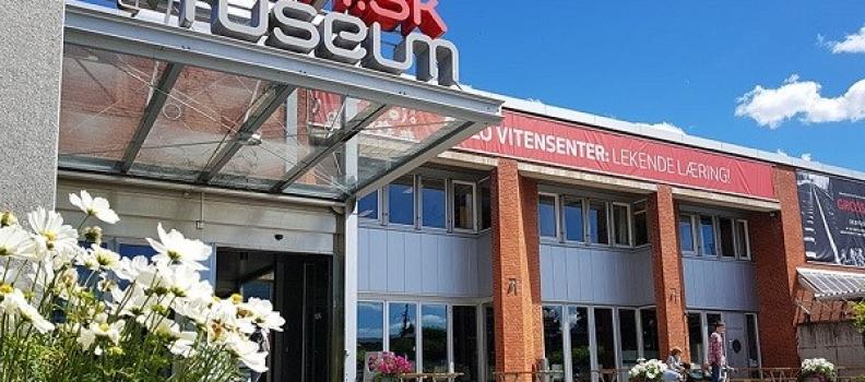 Benvenuti nel museo norvegese della scienza e tecnologia