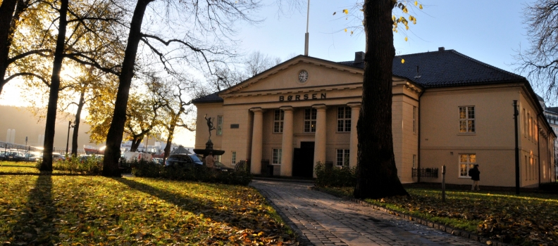 Norvegia: La borsa di Oslo supera tutte le altre