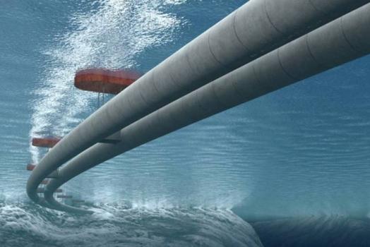 Il ponte galleggiante più lungo del Mondo