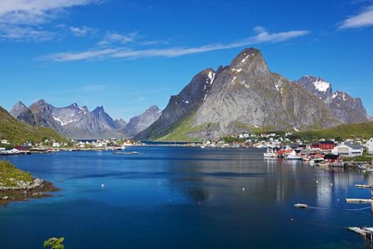 Norvegia: Estate 2018? Ricca e prospera