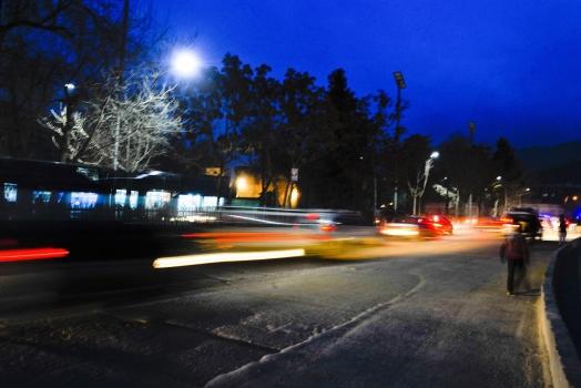 In Norvegia il primo sistema di lampioni intelligenti al mondo