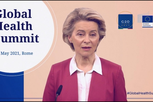 Global Health Summit 2021, Norvegia co-leader di ACT