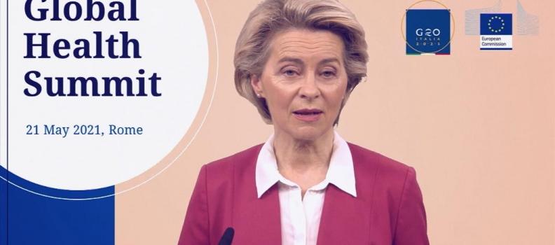 (Italiano) Global Health Summit 2021, Norvegia co-leader di ACT