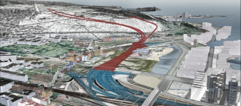 La più grande galleria della Norvegia affidata all'ingegneria italiana