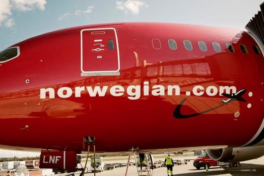 Norwegian: I dati registrano cifre di traffico di fine anno: trasportati oltre 37 milioni di passeggeri nel 2018