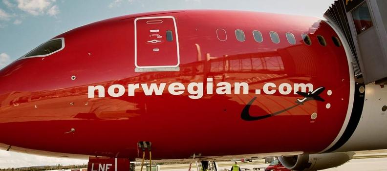 (Italiano) Norwegian: I dati registrano cifre di traffico di fine anno: trasportati oltre 37 milioni di passeggeri nel 2018