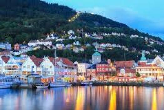 (Italiano) Bergen: la porta di accesso ai fiordi