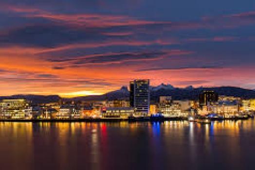 (Italiano) Norvegia: Bodø, a pochi passi dal Polo, nominata Capitale europea della cultura per il 2024