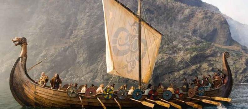 NORVEGIA: CORSA CONTRO IL TEMPO PER SALVARE LA NAVE VICHINGA