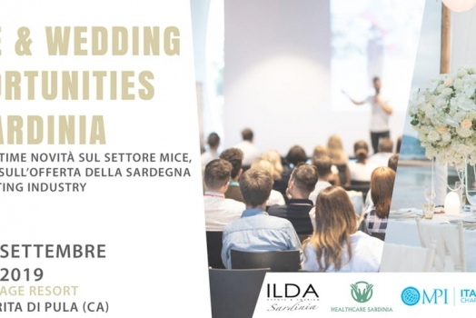 MICE (Meeting – Incentive – Conference – Events) & WEDDING OPPORTUNITIES IN SARDINIA