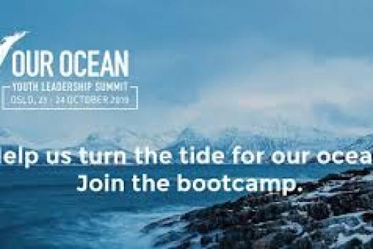 OUR OCEAN 2019 (Oslo, 23-24 ottobre 2019)