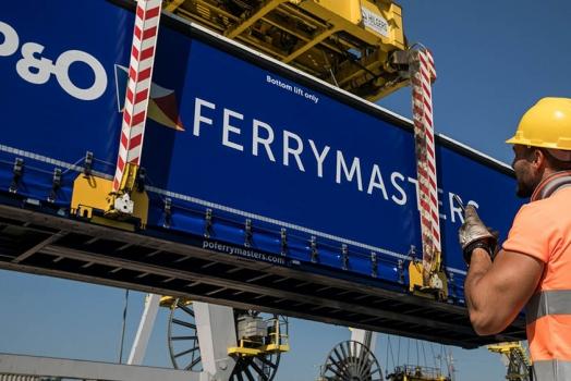 Da P&O Ferrymasters un bimodale treno-mare tra Italia e Norvegia