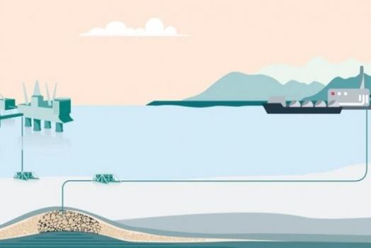 Norvegia: impianto di stoccaggio sottomarino della CO2 aperto a tutti. É il primo al mondo.
