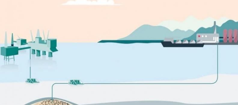 (Italiano) Norvegia: impianto di stoccaggio sottomarino della CO2 aperto a tutti. É il primo al mondo.