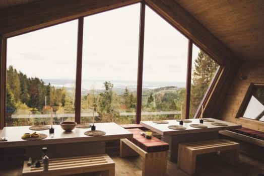 Norvegia: la cabina di Fuglemyrhytta è ora aperta