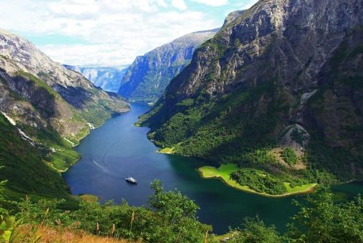 (Italiano) 60 milioni di corone per il patrimonio mondiale norvegese
