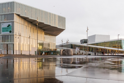 La nuova Biblioteca Deichman pubblica di Oslo