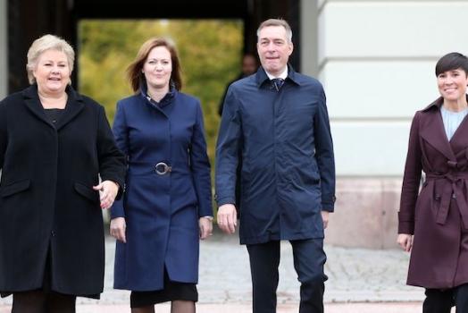 Norvegia: quattro donne ai vertici del governo