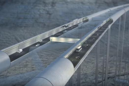 (Italiano) Norvegia: arriva il ponte di Archimede