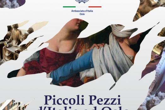 """(Italiano) Norvegia: aggiornato Itinerario """"Piccoli pezzi d'Italia ad Oslo"""""""