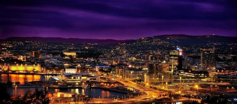 Notte tropicale ad Oslo